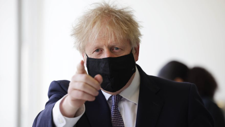 El número de móvil de Boris Johnson lleva 15 años circulando por Internet