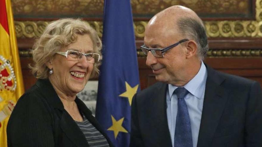 Montoro intervé els comptes de l'Ajuntament de Madrid