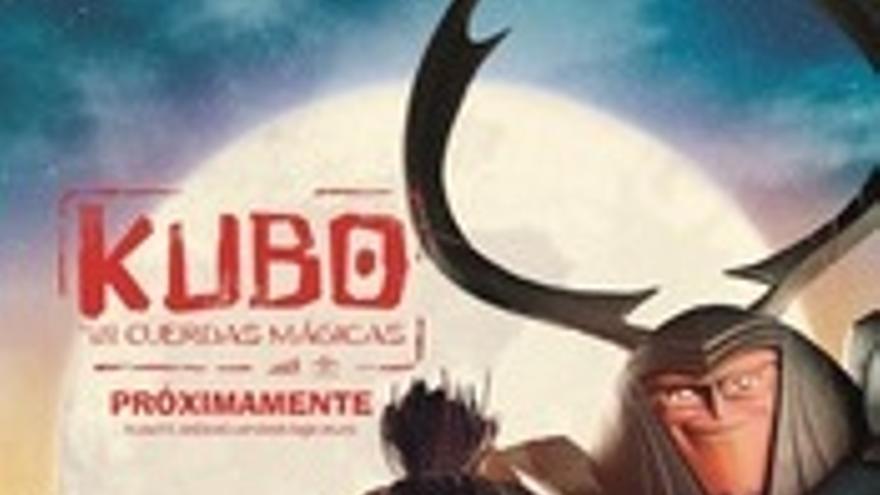 Kubo y las dos cuerdas mágicas