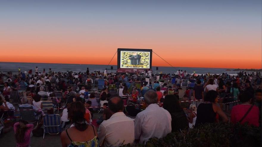 Cartelera Del Cine De Verano De Málaga Cine Abierto 2017