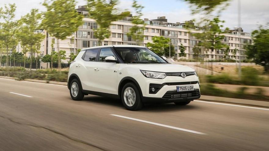 El nuevo SsangYong Tivoli estrena el motor 1.2 Turbo de gasolina con 128 cv
