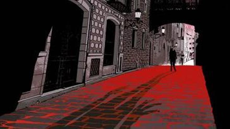Els zombis de 'The Walking Dead' envaeixen Barcelona al còmic 'El extranjero'