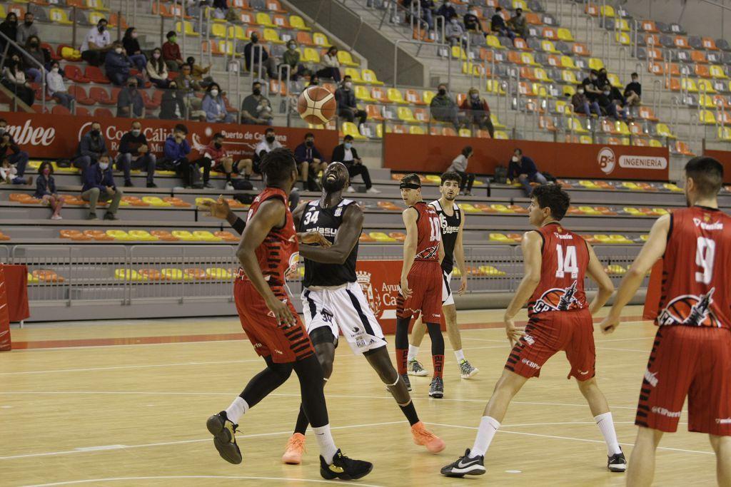 FC Cartagena CB-Puerto Sagunto