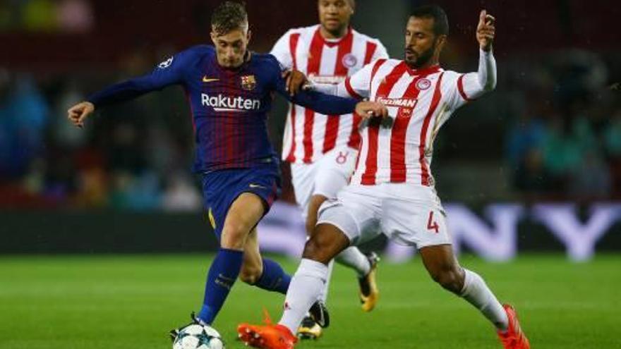 Deulofeu creu que no tornarà al Barça un cop s'acabi la cessió al Wattford