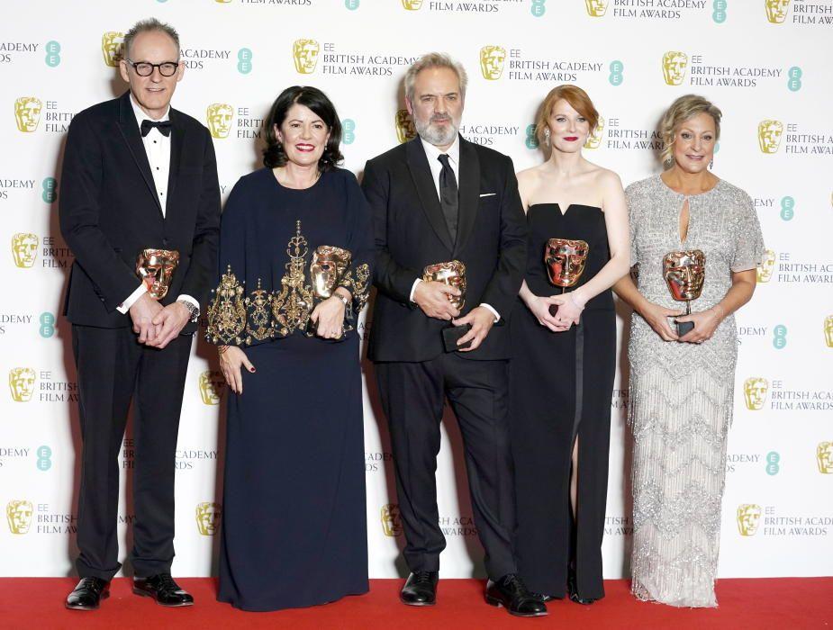 73 edición de los premios Bafta