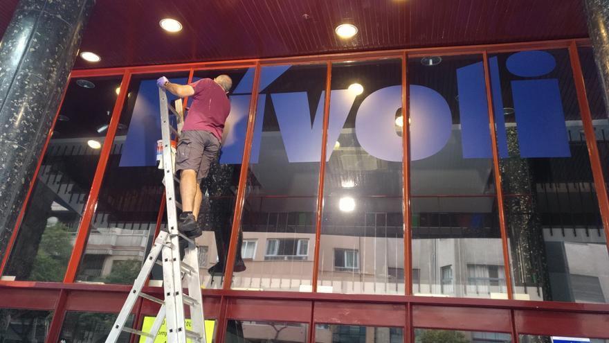 El cine Rívoli reabrirá sus puertas este viernes