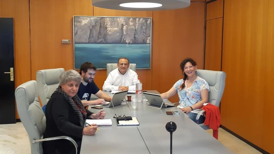 Vecinos de Calvià rechazan ayudas para destinarlas a afectados del COVID-19