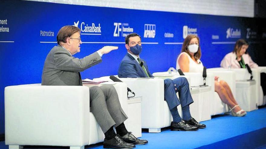 La España periférica reclama un avance descentralizador tranquilo