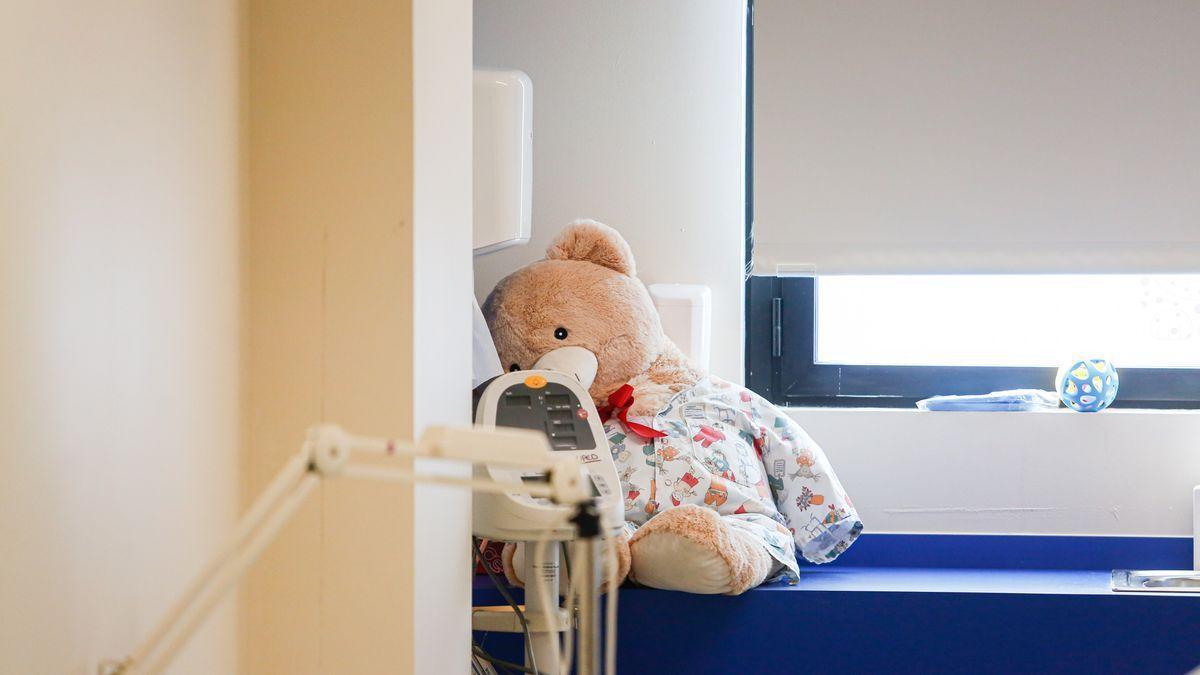 Imagen de archivo de la planta de Pediatría del Hospital Can Misses.