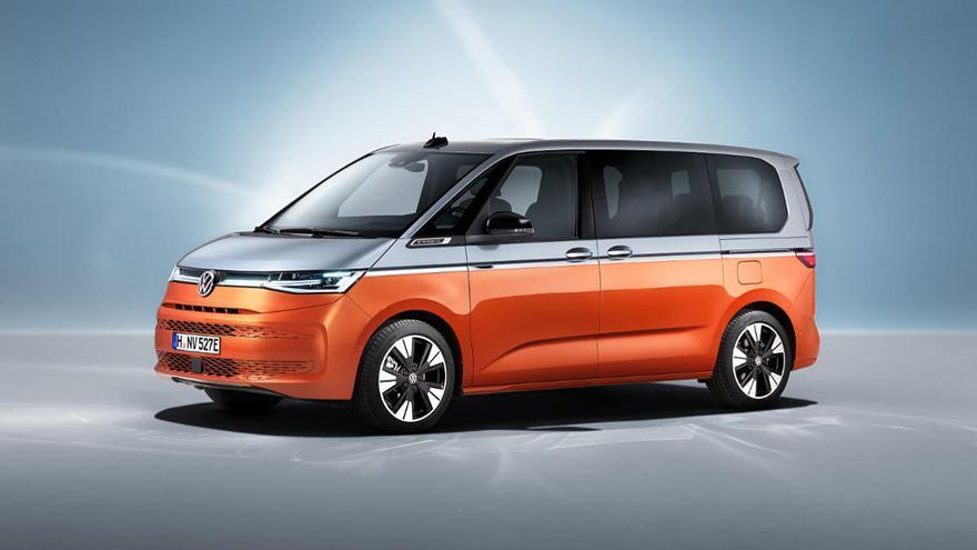 Nuevo Volkswagen Multivan, ahora con opción híbrida enchufable