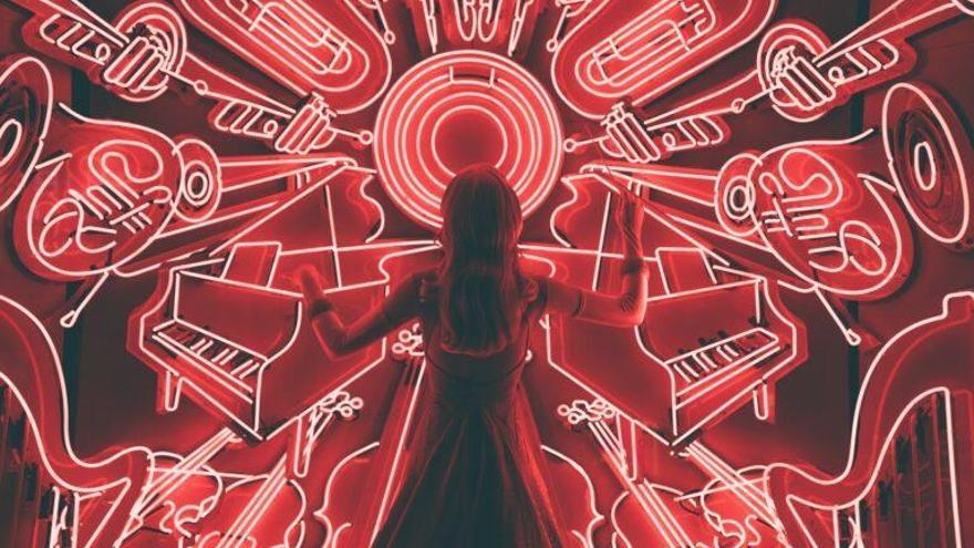 La música nos emociona aunque no la escuchemos