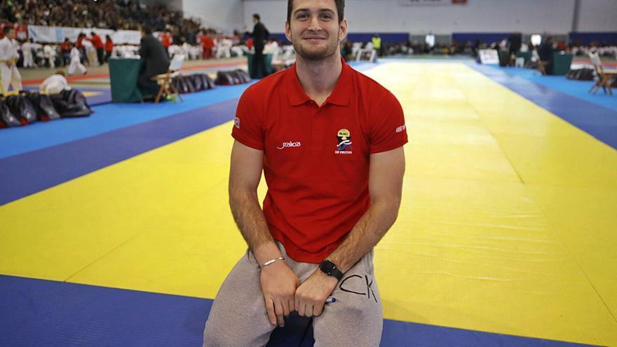 Con pasaporte gallego a la cuna del judo