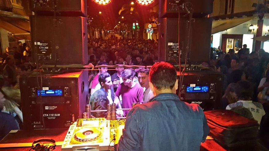 El Govern balear se retracta y permitirá las actuaciones de DJ
