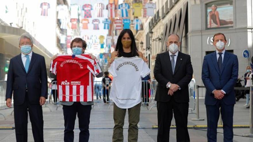 El Atlético, dispuesto a dejar el Wanda al Real Madrid en caso de que pueda haber público