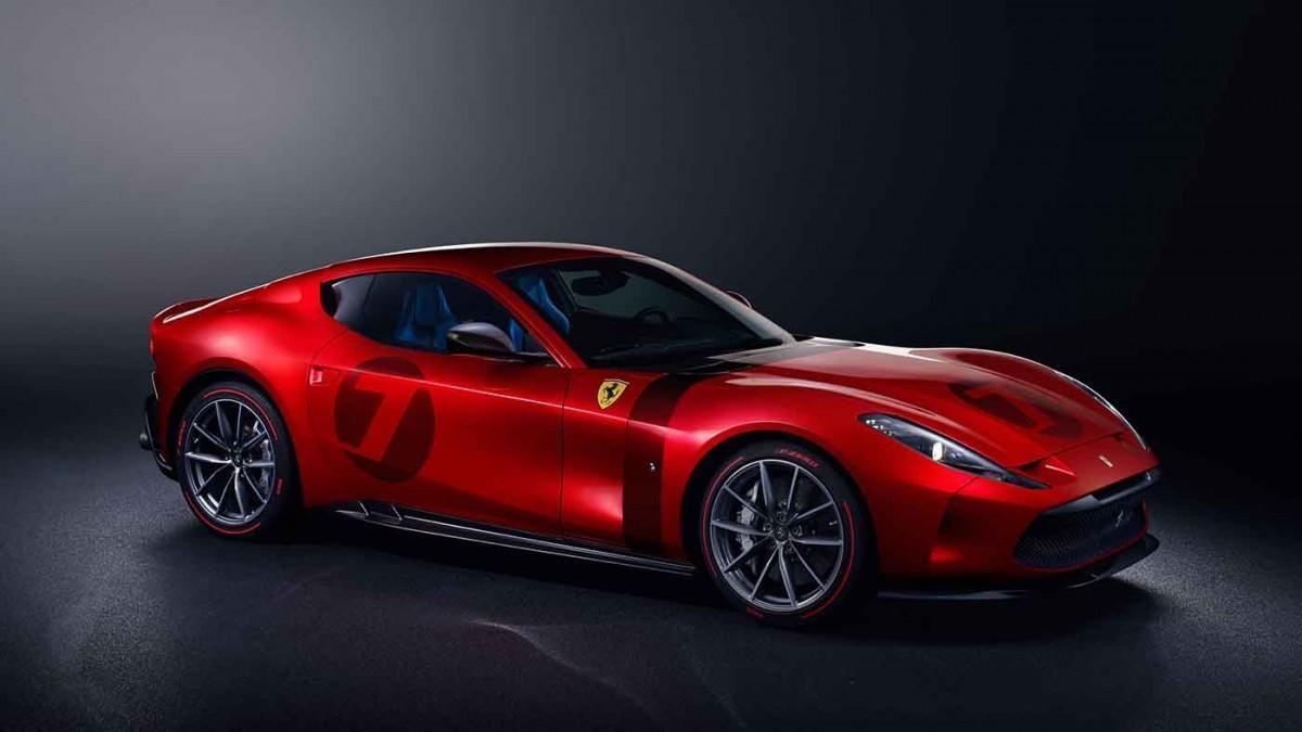 Ferrari presenta un nuevo 'one-off', el único Omologata