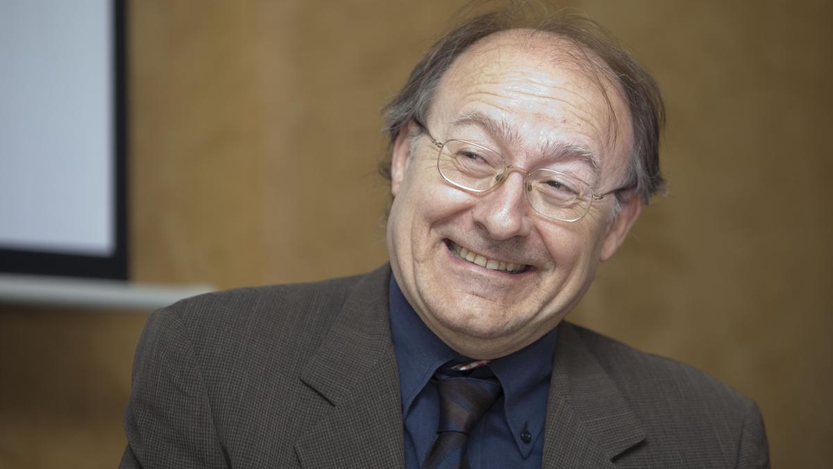 El profesor y filósofo José Luis Villacañas