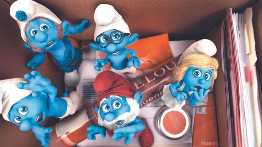 'Los pitufos' volverán a la televisión con una serie infantil en Nickelodeon
