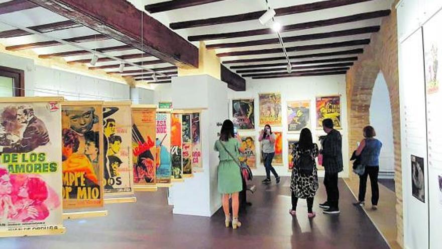 Aldaia acull una exposició pel centenari de l'actor Jorge Mistral