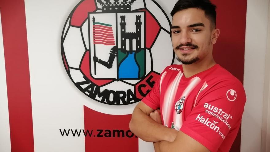 El Zamora CF cede a Rocha al CD Toledo