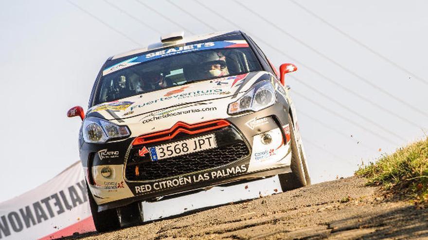Emma Falcón triunfa en el ERC de la República Checa