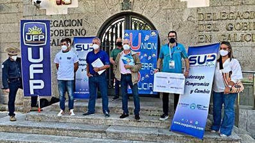 """Policías avisan que el brote de la UIP de Vigo pudo ser """"masivo"""""""