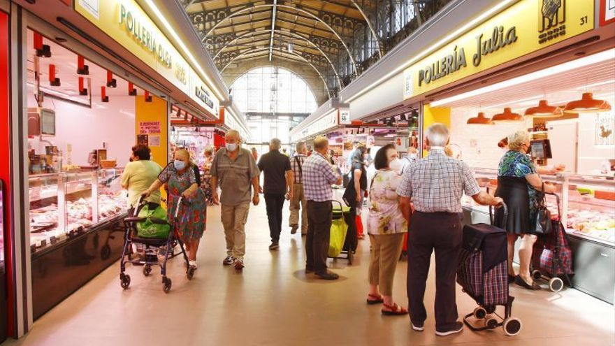 El gasto de los aragoneses se desplomó casi un 10% por la pandemia