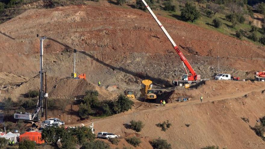 Los 50 pozos ilegales como el que cayó Julen detectados en la C. Valenciana
