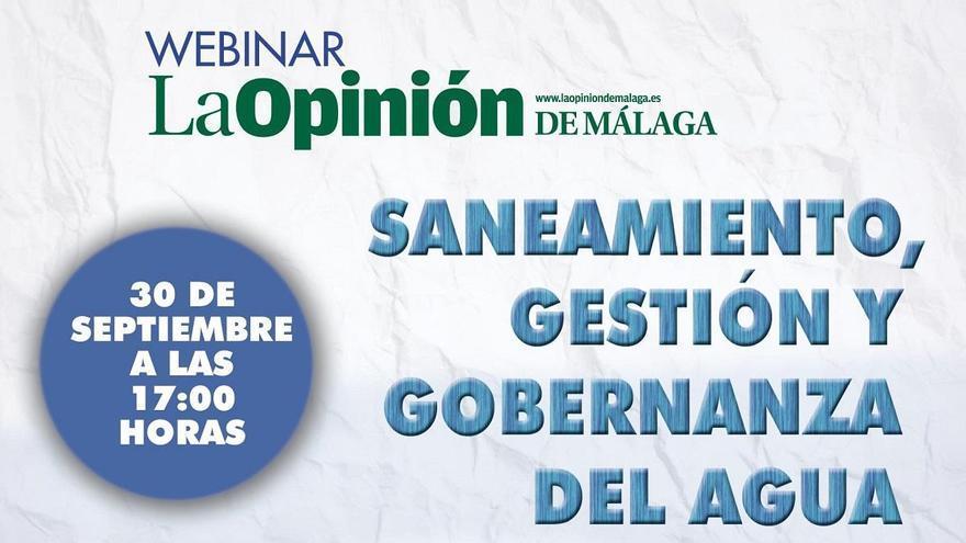 El Saneamiento y gestión del agua, a debate en La Opinión de Málaga
