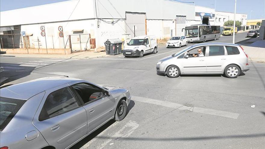 Suspenden licencias urbanísticas en dos zonas para crear rotondas