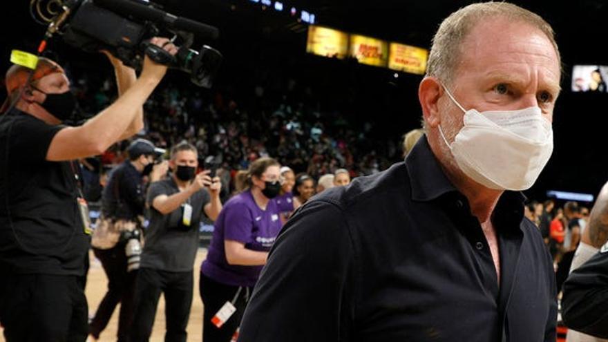 ESPN exige a quienes cargan contra Sarver que firmen un documento de responsabilidad