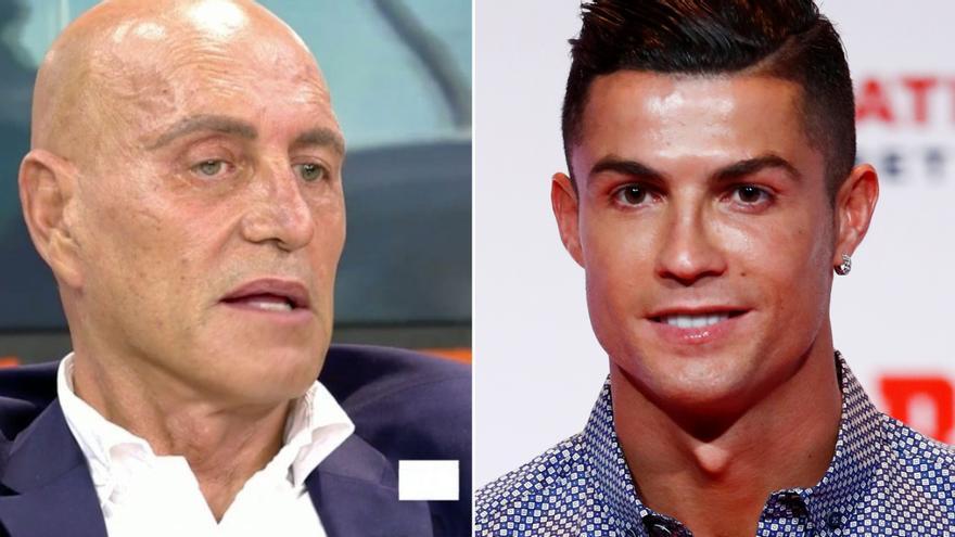 La sorprendente propuesta de Cristiano Ronaldo a Kiko Matamoros