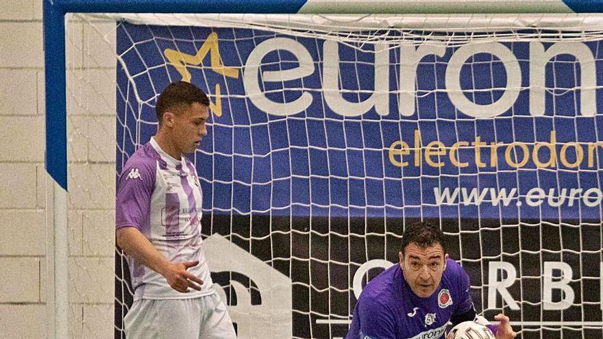 El InterSala mantiene su vista puesta en el ascenso a Segunda División B (8-2)