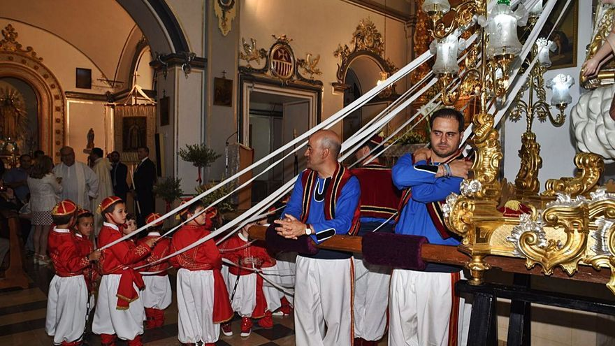 El Consell declara el interés turístico de las fiestas patronales de Algar