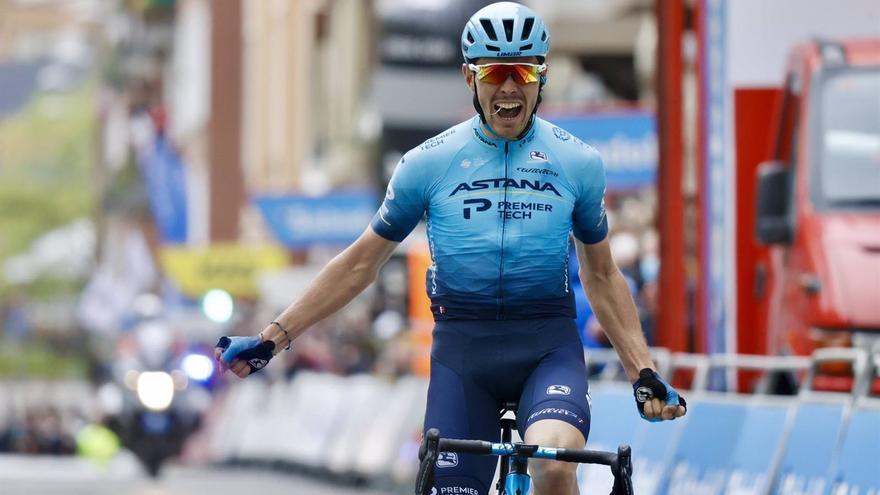 Álex Aranburu e Iván García Cortina, principales bazas españolas para el Mundial de ciclismo