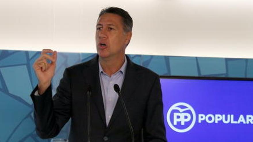 Albiol, candidat del PPC a les eleccions del 21 de desembre