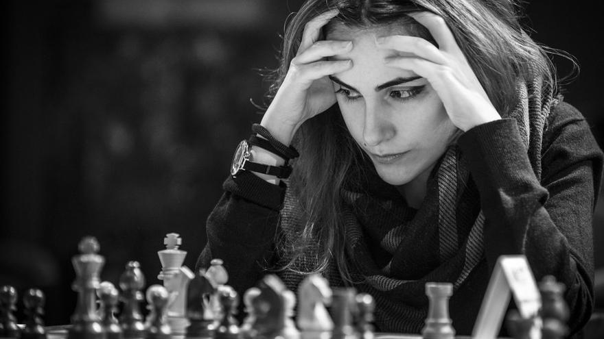 Ana Matnadze, la historia de película de la reina del ajedrez español