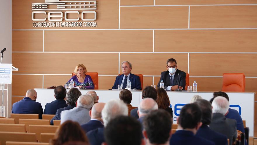 La CEOE traslada a Córdoba las negociaciones con el Gobierno sobre los ERTE, reforma laboral y pensiones
