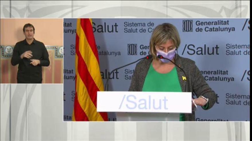 Cataluña aprueba 10 días de confinamiento municipal y limitaciones al comercio