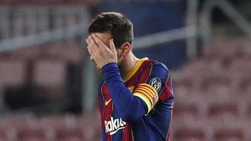 Mbappé i el PSG no tenen pietat del Barça (1-4)