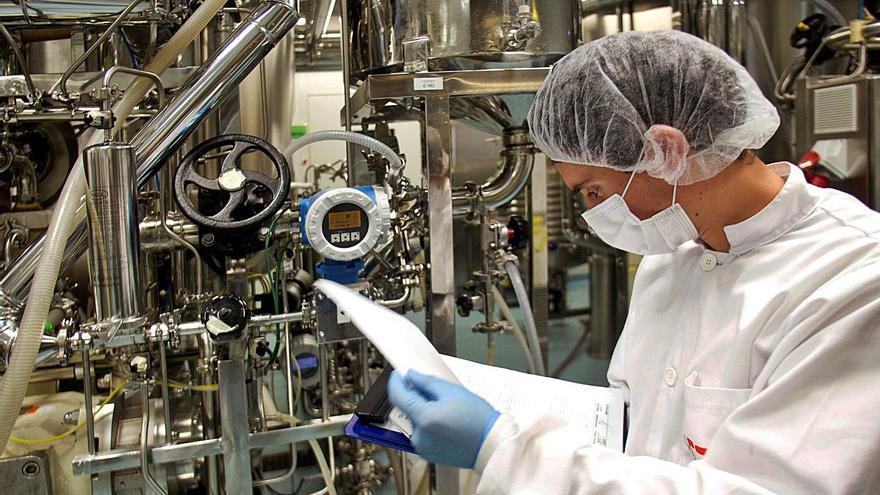 La vacuna fabricada en Porriño se retrasa