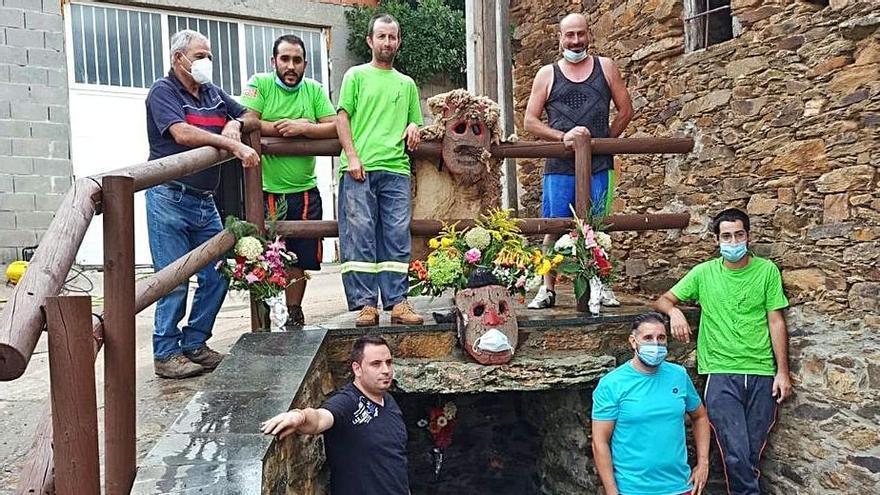 """El atenazador """"atenazado"""" en  San Vicente de la Cabeza"""