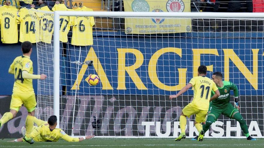 Empate insuficiente para el Villarreal ante el Athletic (1-1)