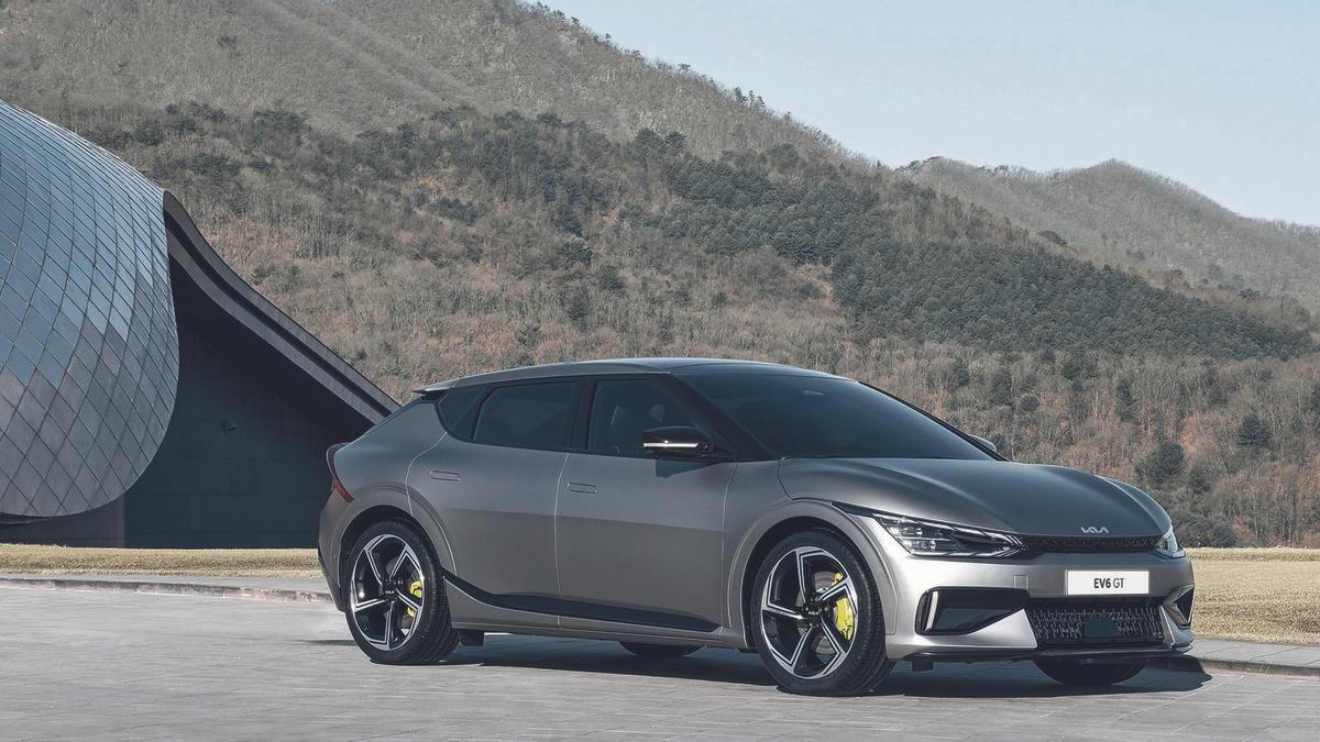 Kia EV6: Nueva generación eléctrica