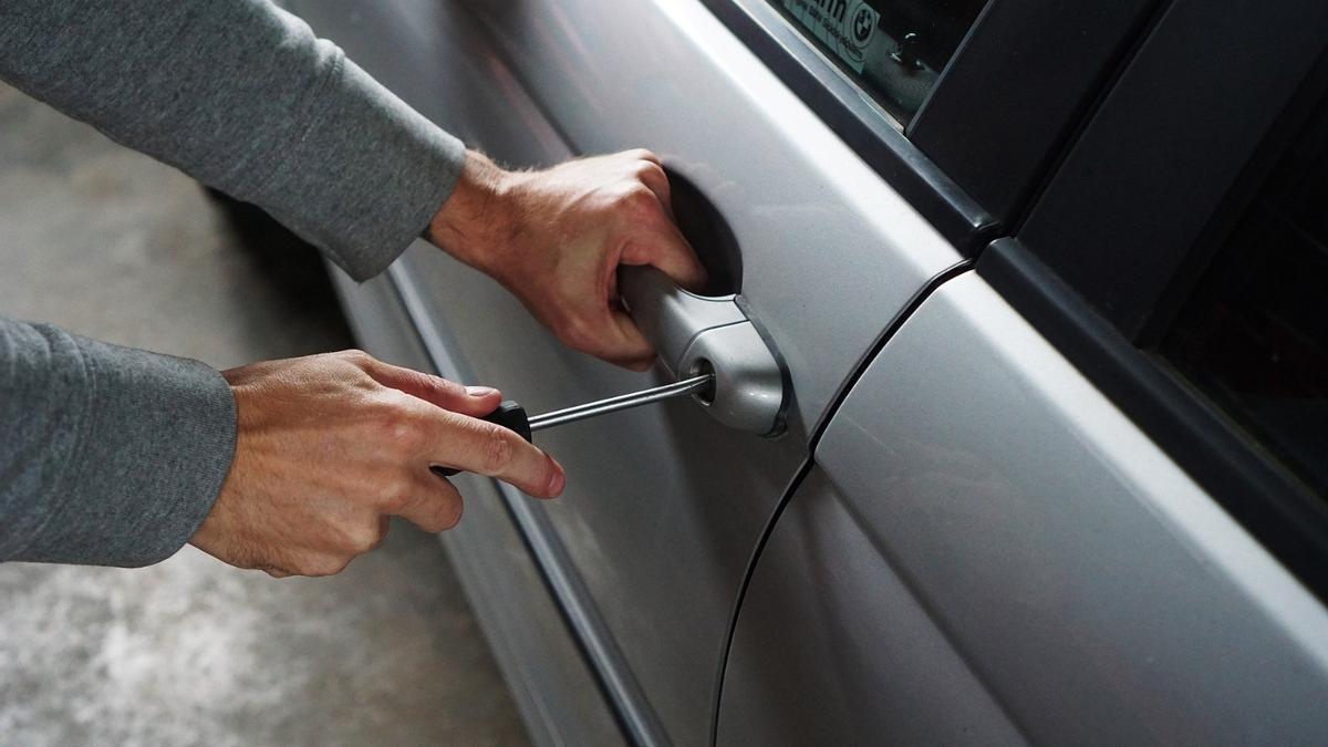 Estos son los coches más 'deseados' por los ladrones