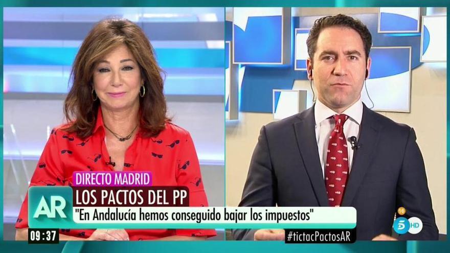 """García Egea: """"El PSOE concibe la política como un mercado persa"""""""