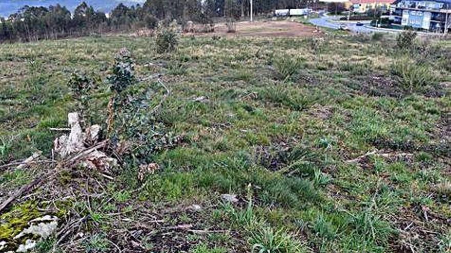 Los cuatro planes parciales de A Zapateira permiten edificar 99.243 metros de chalés