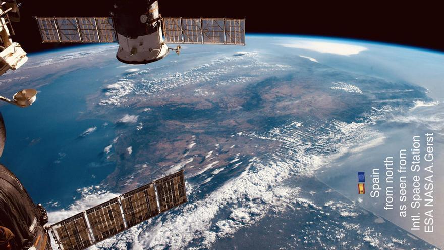 Galicia verá hoy la Estación Espacial Internacional