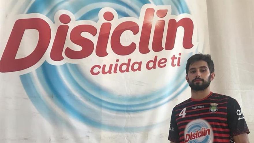Ramón es la cuarta renovación del Disiclín para la próxima temporada