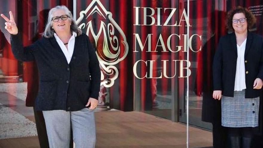 Ibiza Magic Club dona dos toneladas de alimentos