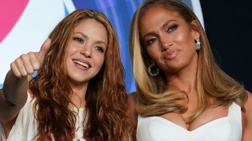 Shakira y Jennifer Lopez homenajearán a Kobe Bryant en la Super Bowl